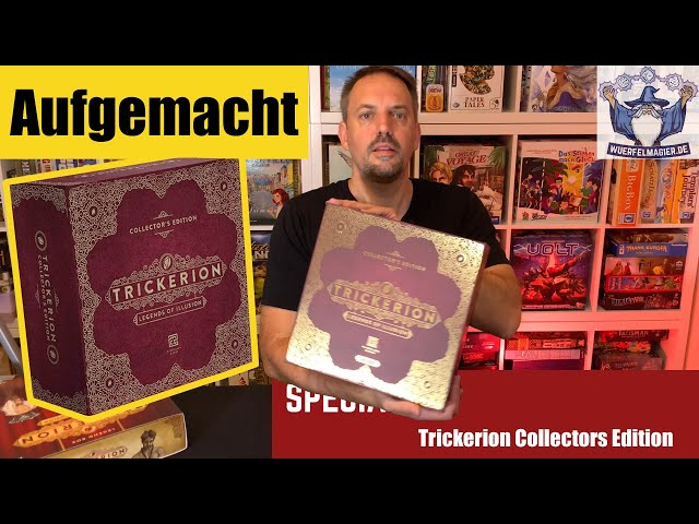 Aufgemacht - Trickerion Collectors Edition