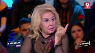 ليليا الدهماني : حياة جبنون كانت خارجة عن الدين وتدينت وأنا مازلت نحب نعري