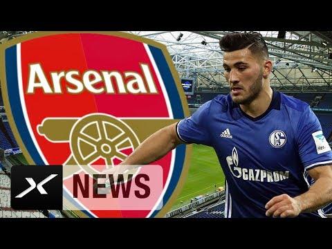 Medien: Sead Kolasinac-Wechsel zum FC Arsenal fix | FC Schalke 04 | Bundesliga