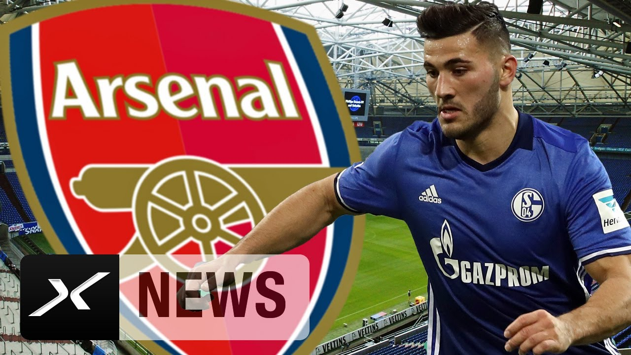 Sead Kolasinac to Sign for Arsenal from Schalke on a Long-Term Contract