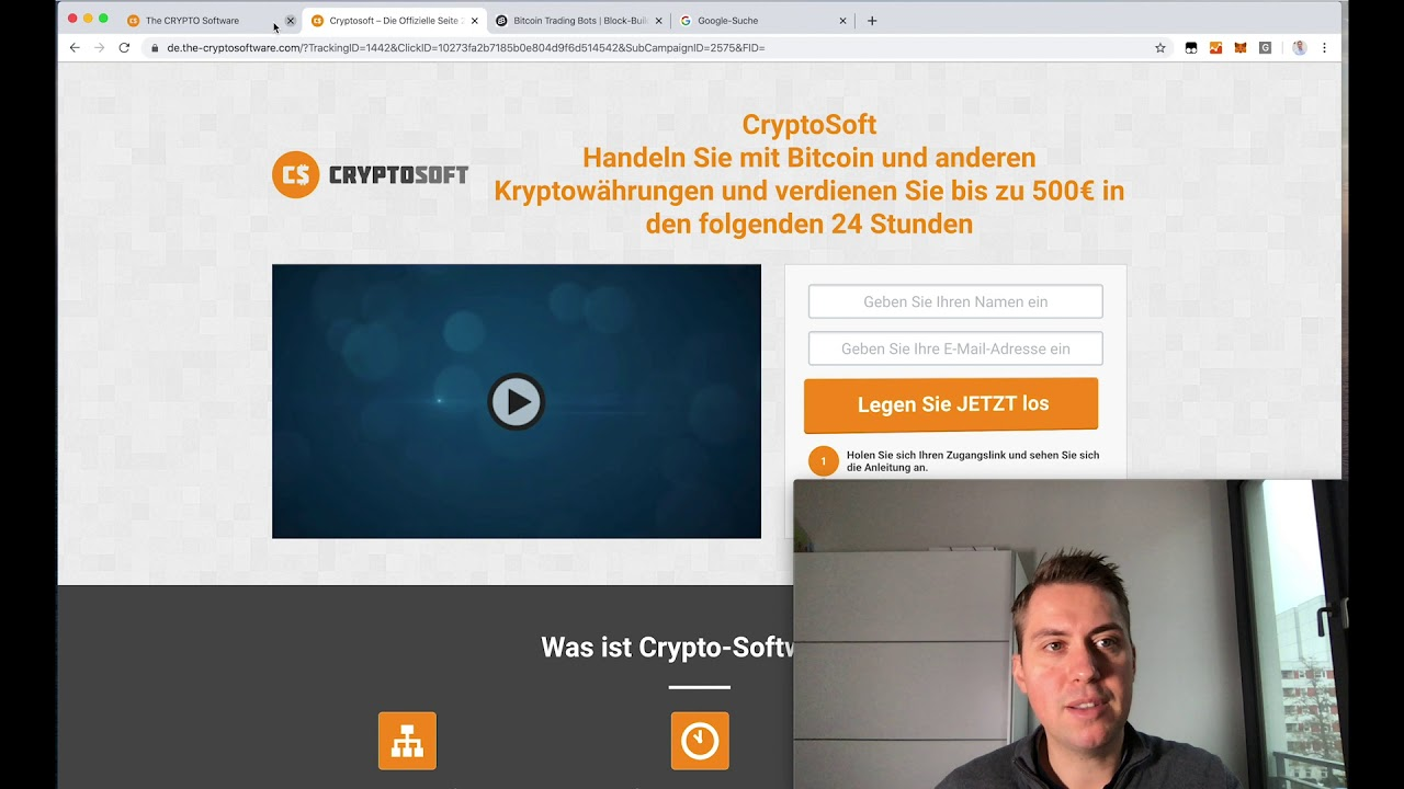 Cryptosoft Test