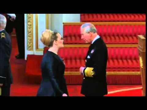 Miss Adele Adkins MBE