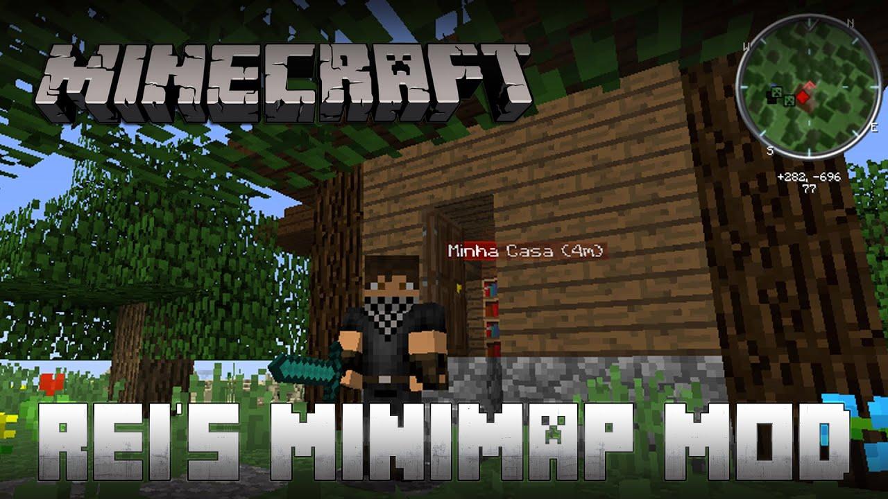 Minecraft Spielen Deutsch Mini Map Para Minecraft Bild - Maps fur minecraft 1 8 8