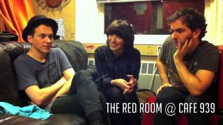 Artist interview with Daughter at The Red Room @ Cafe 939