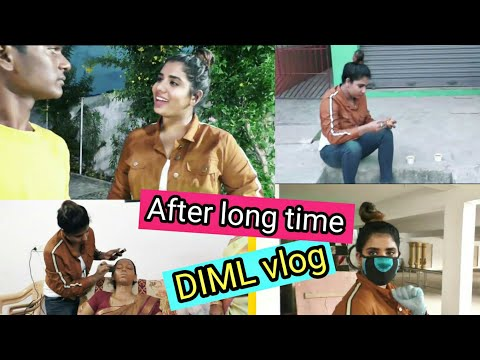 (diml-vlog)😍bridal-makeup-after-long-gap,funnyvideo,prank,skincare,tictok,travel#donoteatthisyogurt