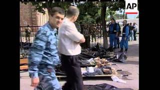 Terrorism, Russia: Beslan Hostages