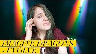 Скачать Новый альбом Imagine Dragons Evolve Обзор альбома