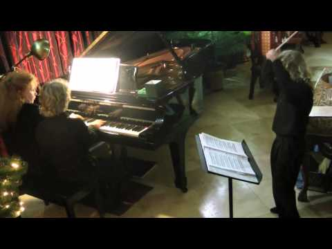 Beethoven Symphony #1 for 4 Hands 1 Piano