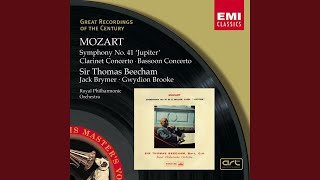 Clarinet Concerto in A K622 (2001 Remastered Version) : II. Adagio