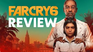 Far Cry 6 Review - Trouble in Paradise (Video Game Video Review)