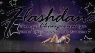 Teen Dance Solo - Katrina's Acro Dance 2014 to Crystallize by Lindsey Stirling