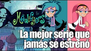 Repeat youtube video The modifyers: La mejor serie que jamas se estrenó | Curiosidades animadas#1