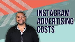 Instagram Advertising Costs - How much will you pay