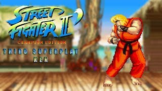 Street Fighter II' - Champion Edition - Ken【TAS】