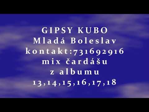 GIPSY KUBO -DVOU HODINOVÝ MIX ČARDÁŠU -ROMSKÁ KAPELA