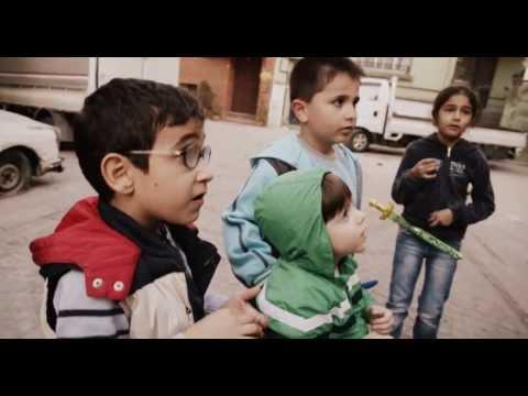Cute Kids in Istanbul