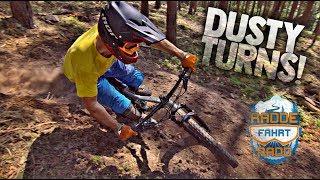 DUSTY TURNS - RAW enduro mountain biking + behind the scenes