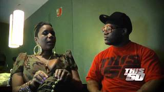 THISIS50.COM Young Jack Thriller Sit's with the Queen of Comedy Sommore