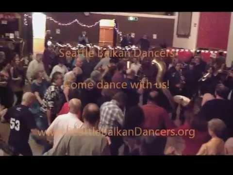 Seattle Balkan Dancers