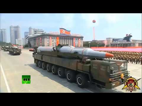 Scary NORTH KOREA Power - How Dangerous is? Kim Jong Un Military Strength 2017