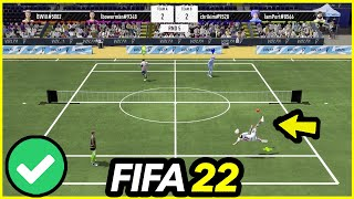 NEW FIFA 22 CONFIRMED FEATURES & Details ✅ - (Volta Gameplay Reveal)