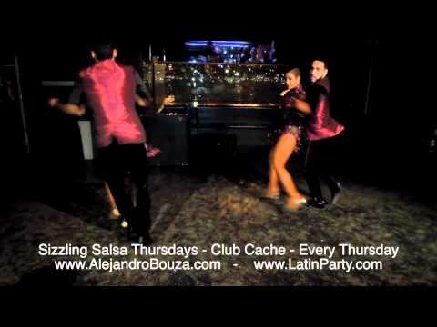Karisma Pro Team (Salsa) Sizzling Salsa Thursdays