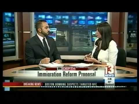 In Depth  Immigration Reform Proposal