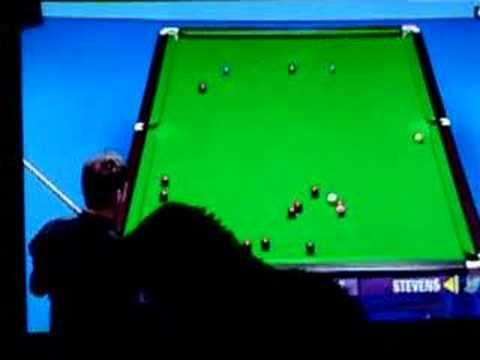Snooker Loopy Cat