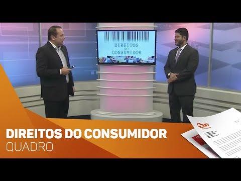 Quadro Direitos do Consumidor - TV SOROCABA/SBT