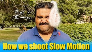 How we shoot Slow Motion   Episode 6   Bekaar Vlogs