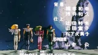 Caballeros del Zodiaco Ending 2 Saga de Asgard y Poseidon