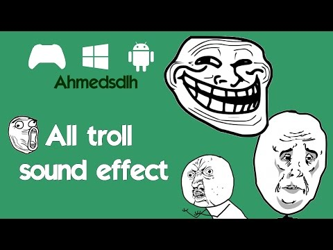 All troll sound effect v1 mediafire Link
