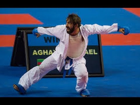 Rafael Aghayev vs.Noah Bitsch 2013 World Games Cali,Colombia