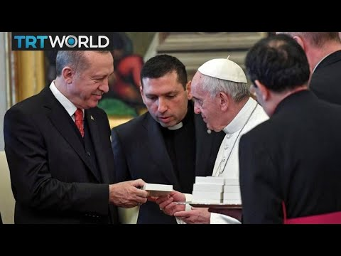 Erdogan Vatican Visit: Pope, Erdogan agree to protect Jerusalem status