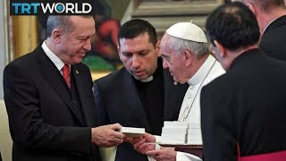 Erdogan Vatican Visit: Pope, Erdogan agree to protect Jerusalem status
