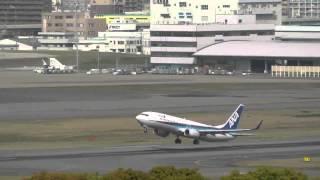 The view from Axion FUKUOKA, One day of FUKUOKA Airport (FUK/RJFF) 福岡空港の日常