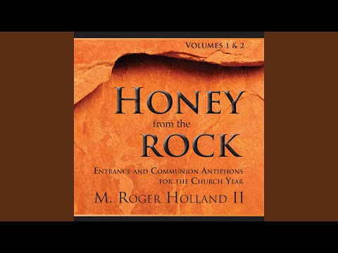 Honey from the Rock (Most Holy Body and Blood of Christ: Entrance)