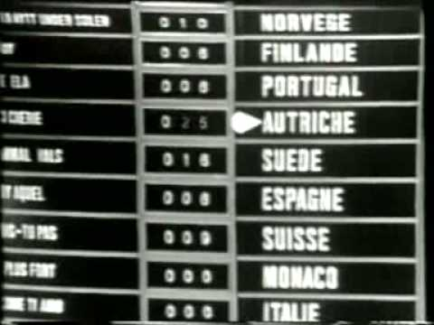 Eurovision 1966 - Voting Part 2/2