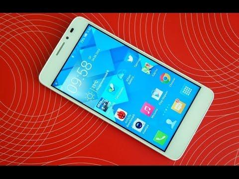 Обзор Alcatel One Touch Idol X+: восьмиядерный флагман