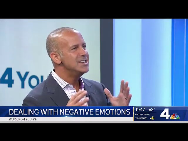 NBC4 - Managing Your Negative Emotions