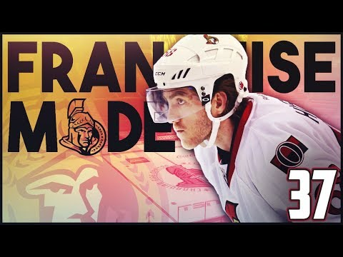 "NHL 18 - Ottawa Senators Franchise Mode #37 ""The End"""