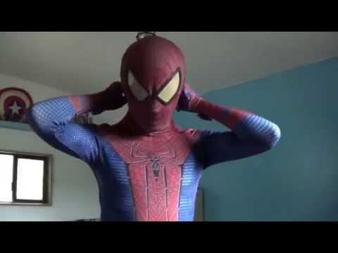 TASM cosplay suit review!