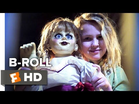 Annabelle: Creation BRoll 2017  Movies Coming Soon