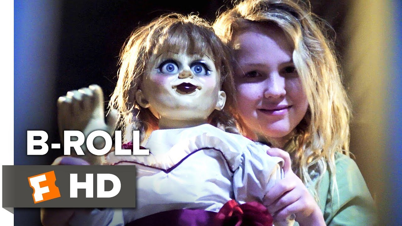 Download Annabelle: Creation B-Roll (2017) | Movieclips Coming Soon