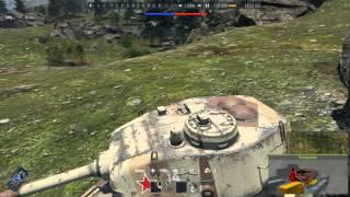 War Thunder - T-34-85. 20 фрагов не сходя с места.
