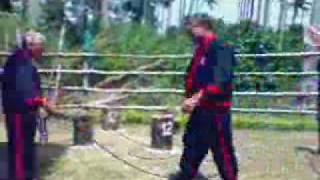 I Survived The Arnis Village In Taal Batangas By:jim F.hayden Part 1
