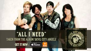 DEVIL CITY ANGELS - All I Need (Album Track)
