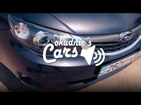 Subaru Impreza GH (2007). Лучший городской автомобиль?
