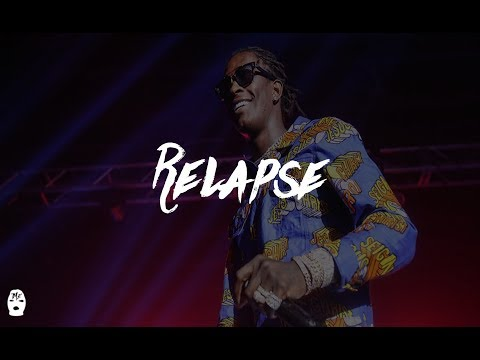 [FREE] Young Thug Type Beat 2017 | Relapse | Free Trap/HipHop Instrumental 2018 / Prod. by KSIX
