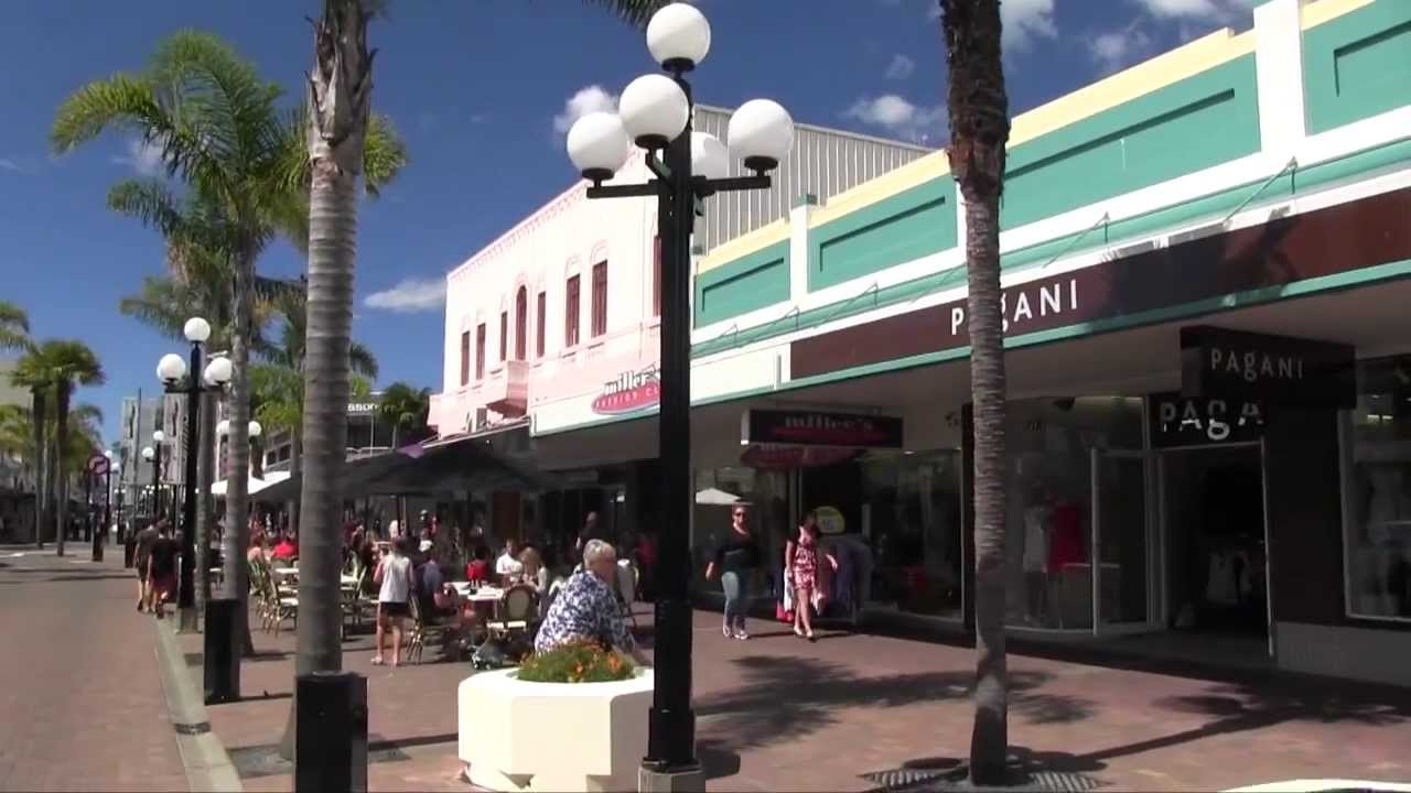 napier new zealand youtube